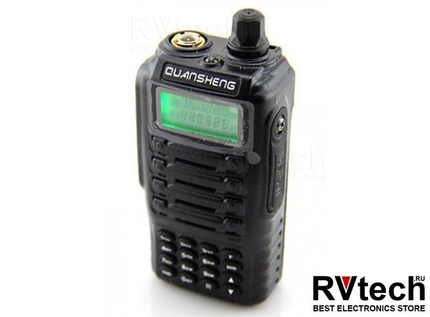Рация Quansheng TG-UV2, Купить Рация Quansheng TG-UV2 в магазине РадиоВидео.рф, Quansheng