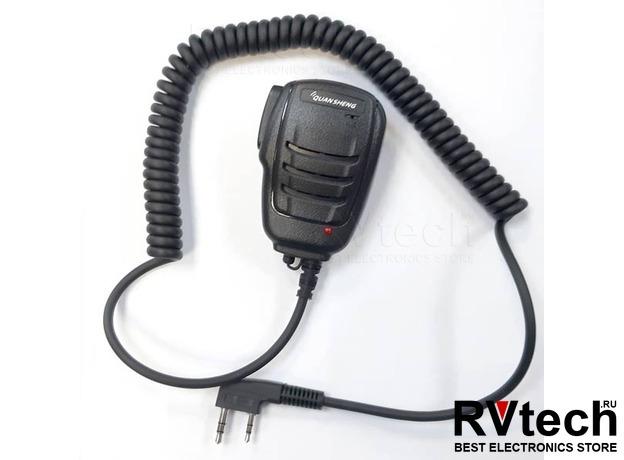 Тангента Quansheng QS-3 разъем K, Купить Тангента Quansheng QS-3 разъем K в магазине РадиоВидео.рф, Quansheng