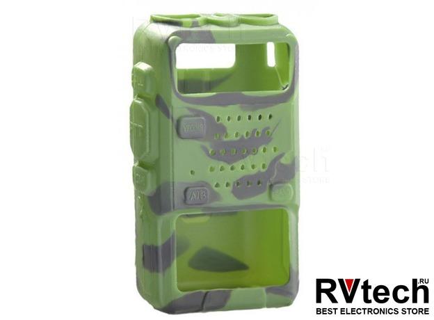 Чехол для рации Baofeng UV-5R камуфляж, Купить Чехол для рации Baofeng UV-5R камуфляж в магазине РадиоВидео.рф, Baofeng