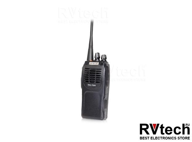 Рация Hytera TC-700 VHF. Рации Hytera в Новосибирске, Купить Рация Hytera TC-700 VHF. Рации Hytera в Новосибирске в магазине РадиоВидео.рф, Аналоговые рации Hytera
