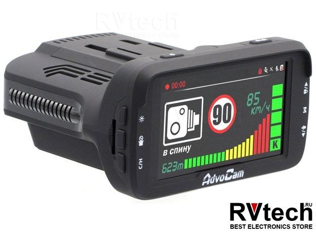 AdvoCam-FD Combo, Купить AdvoCam-FD Combo в магазине РадиоВидео.рф, Комбо-устройство
