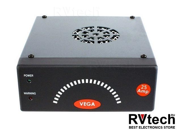 Блок питания VEGA PSS-825BB для стационарных радиостанций, Купить Блок питания VEGA PSS-825BB для стационарных радиостанций в магазине РадиоВидео.рф, Vega